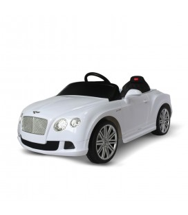Bently Continental GTC White