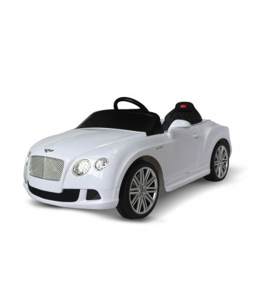 Bently continental gtc white babyskid bently continental gtc white voltagebd Image collections