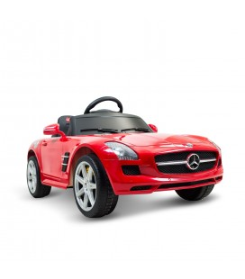 Mercedes-Benz SLS AMG Red