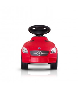 Nourrisson walker Mercedes Benz SLK Rouge