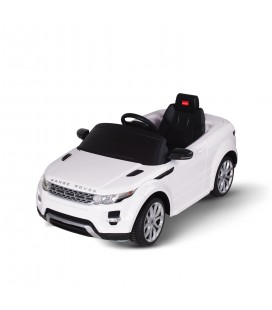 Land Rover Evoque Blanc